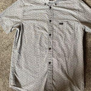 RVCA dress shirt